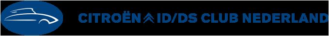 Citroen ID/DS Club logo
