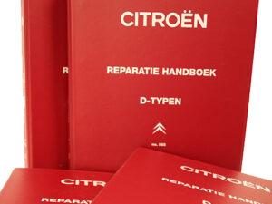 Technische en reparatiehandboeken