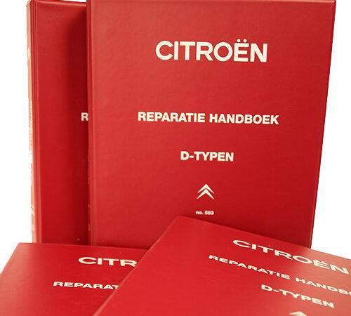 Technische- en reparatiehandboeken